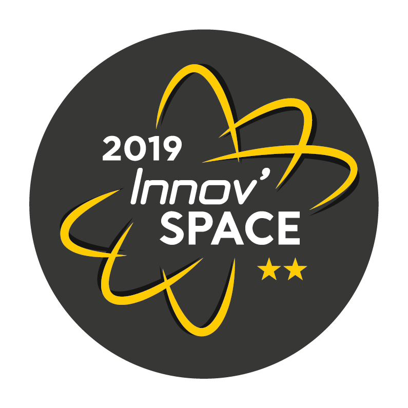 Innovation award** - SPACE exhibition 2019